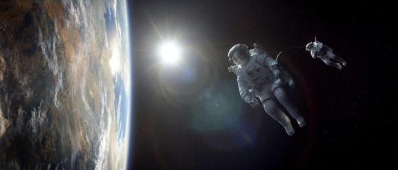Dr. Stone and Lt. Kowalski adrift in space (news.yahoo.com)